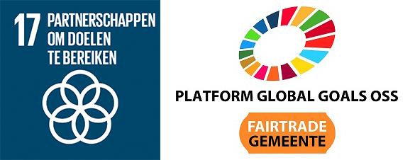 SDG 17 partnerschappen om doelen te bereiken